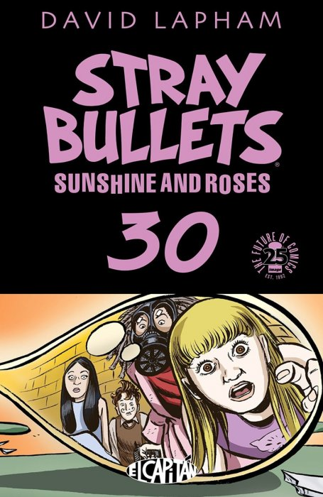 Stray Bullets - Sunshine & Roses #30