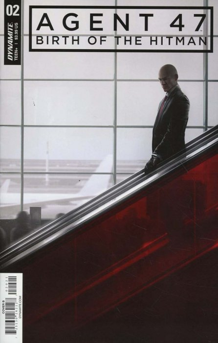 Agent 47 - Birth of the Hitman #2