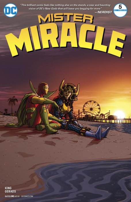 Mister Miracle #5