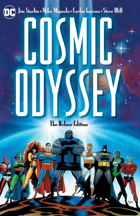 Cosmic Odyssey - The Deluxe Edition #1 - HC