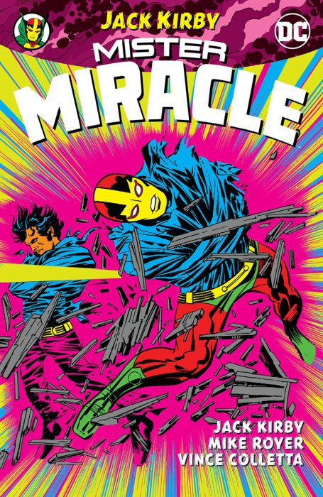 Mister Miracle by Jack Kirby #1 - TPB