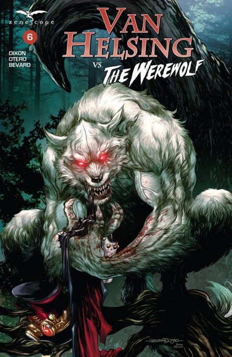 Van Helsing Vs. The Werewolf #6