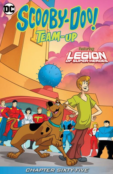 Scooby-Doo Team-Up #65