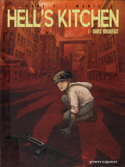 Hells Kitchen Vol.1-4 Complete