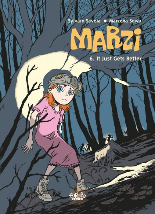 Marzi #6 - It Just Gets Better