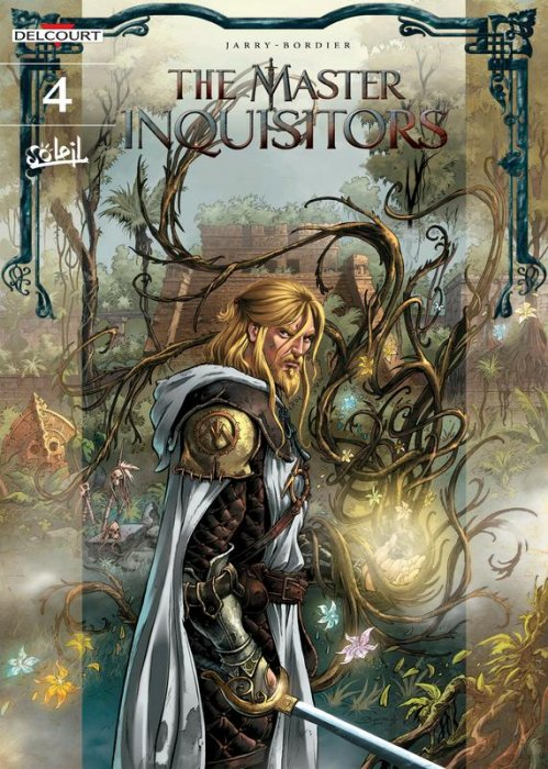 The Master Inquisitors Vol.4 - MihaГ«l