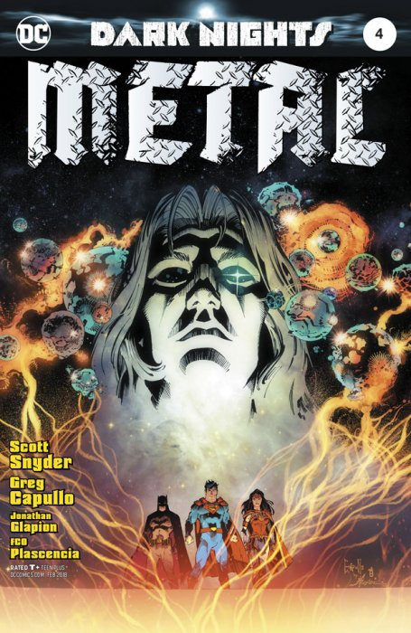 Dark Nights - Metal #4