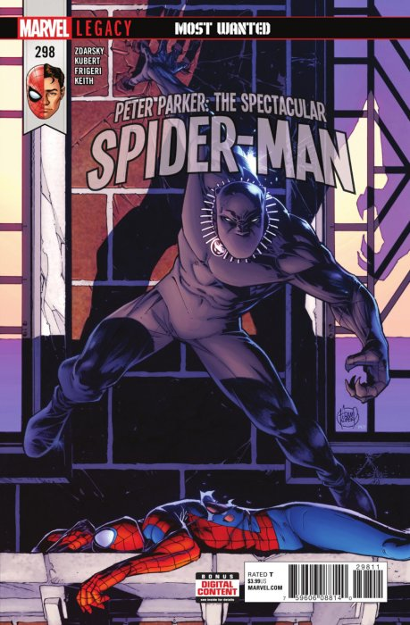 Peter Parker - The Spectacular Spider-Man #298