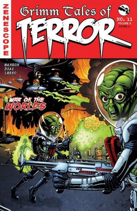 Grimm Tales of Terror Vol.3 #11