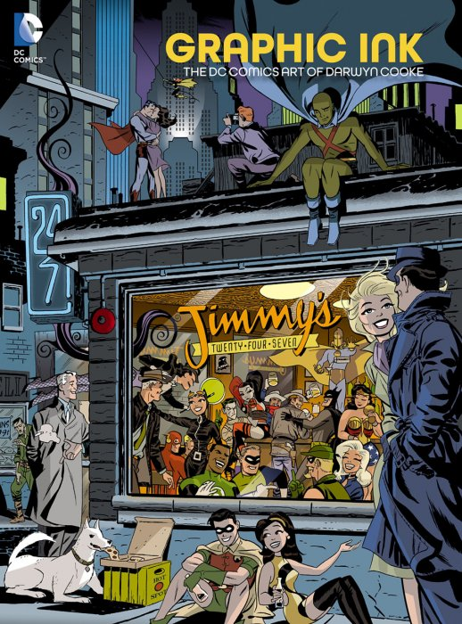 Graphic Ink - The DC Comics Art of Darwyn Cooke #1