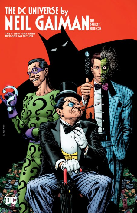 The DC Universe by Neil Gaiman - The Deluxe Edition #1 - HC