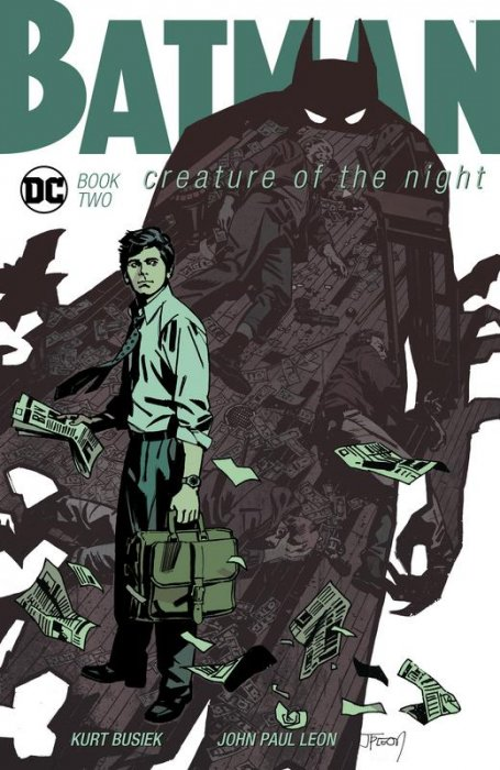 Batman - Creature of the Night #2