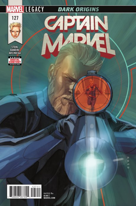 Captain Marvel #127
