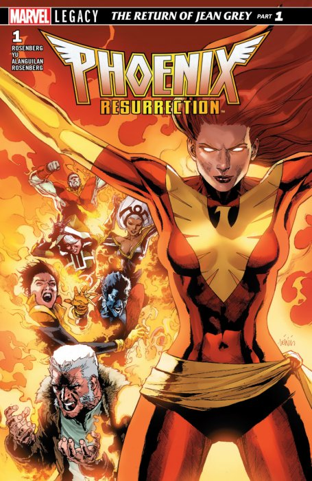 Phoenix Resurrection - The Return of Jean Grey #1