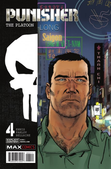 Punisher - The Platoon #4