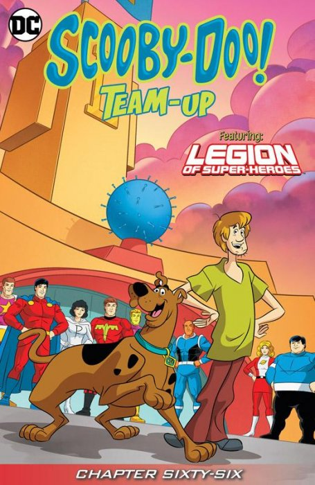 Scooby-Doo Team-Up #66