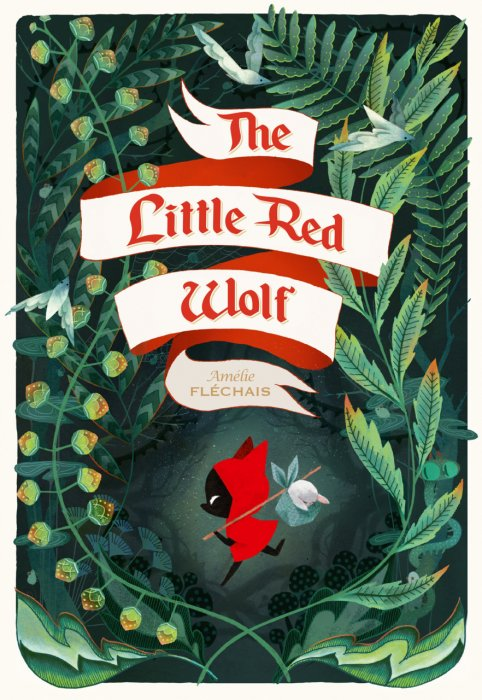 The Little Red Wolf - GN