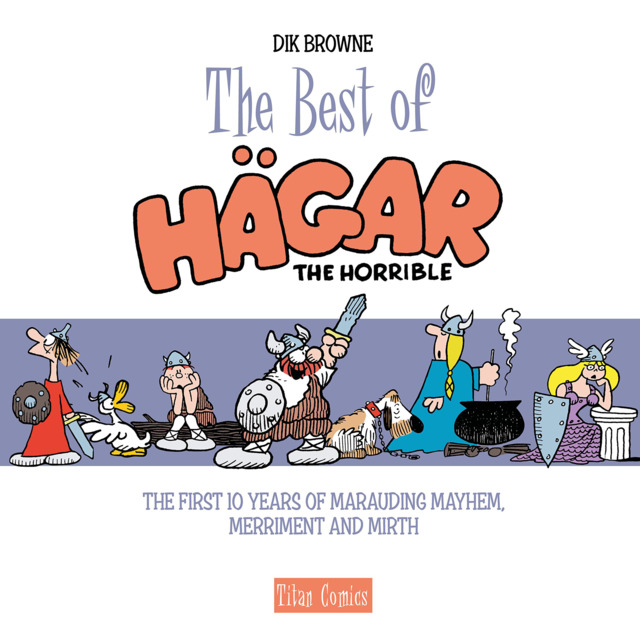 The Best of Hagar the Horrible #1 - HC
