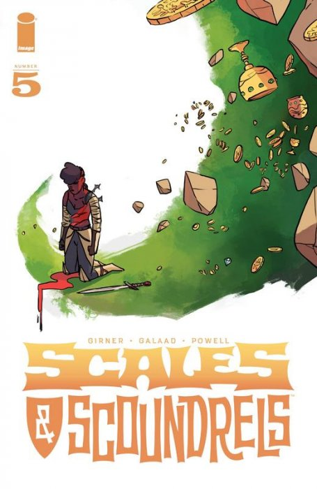 Scales & Scoundrels #5