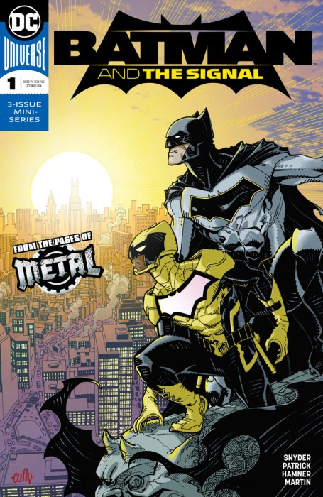 Batman & the Signal #1