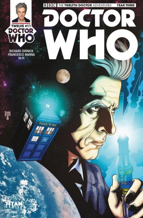 Doctor Who - The Twelfth Doctor Year Three #11