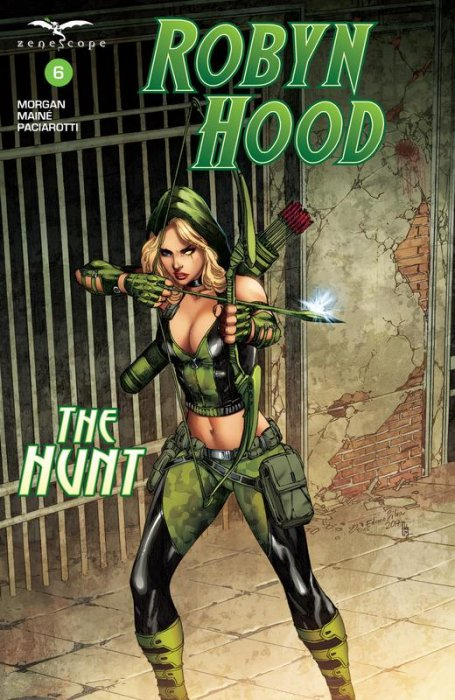 Robyn Hood - The Hunt #6