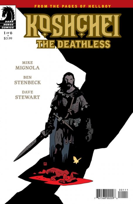 Koshchei the Deathless #1