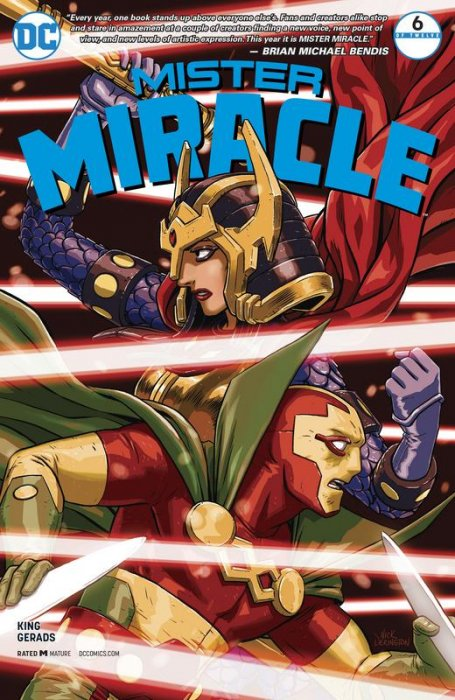 Mister Miracle #6