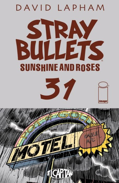 Stray Bullets - Sunshine & Roses #31