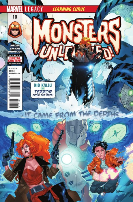 Monsters Unleashed Vol.2 #10