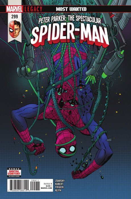 Peter Parker - The Spectacular Spider-Man #299