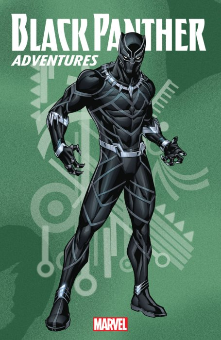 Black Panther Adventures #1 - TPB