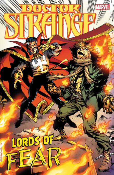 Doctor Strange Lords of Fear #1 - TPB