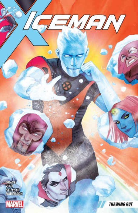 Iceman Vol.1 - Thawing Out