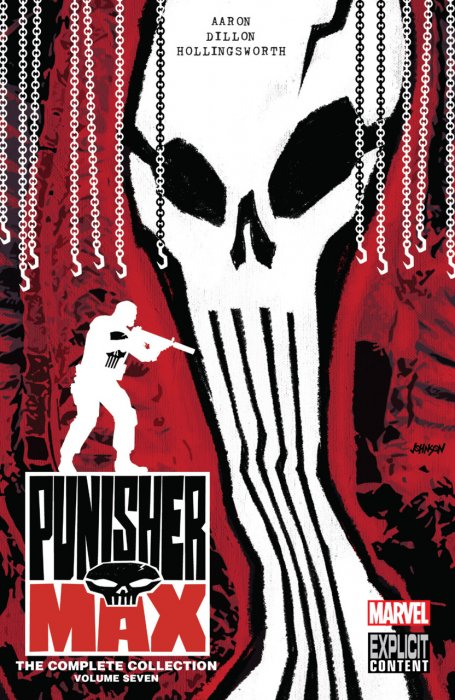 Punisher Max Complete Collection Vol.7