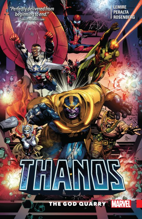 Thanos Vol.2 - The God Quarry