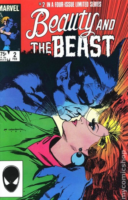 X-Men Beauty and the Beast #1