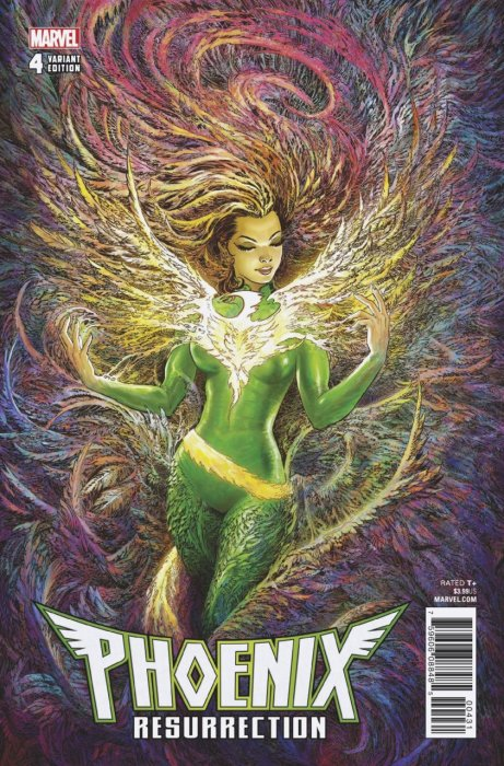 Phoenix Resurrection - The Return of Jean Grey #4