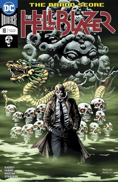 The Hellblazer #18