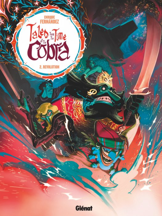 Tales from the Time of the Cobra #2 - Revolution