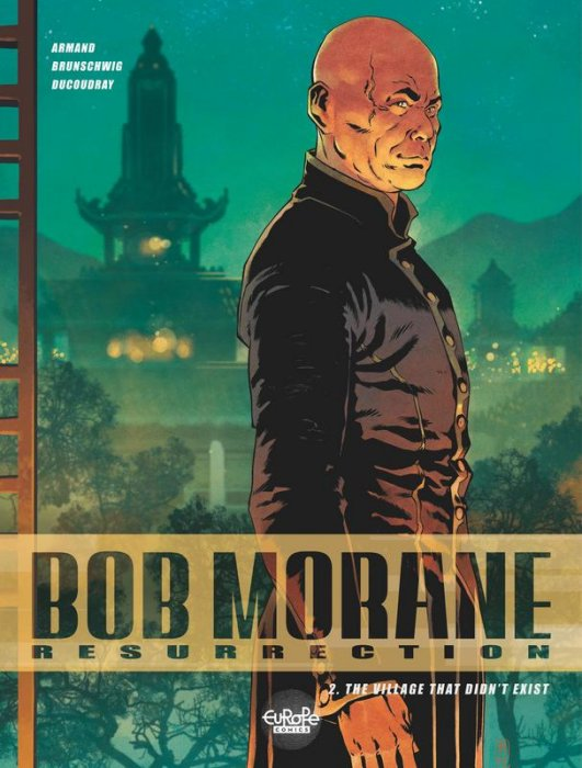 Bob Morane Resurrection #2 - The Village That Didn't Exist
