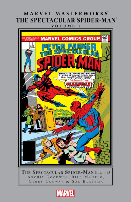 Marvel Masterworks - The Spectacular Spider-Man Vol.1