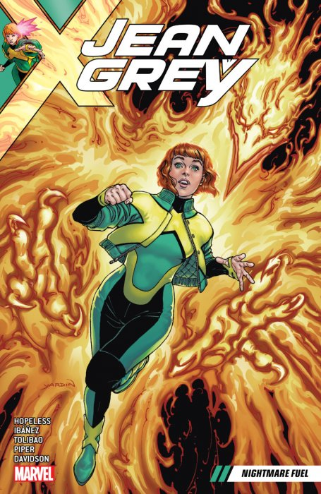 Jean Grey Vol.1 - Nightmare Fuel