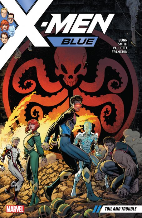 X-Men Blue Vol.2 - Toil and Trouble