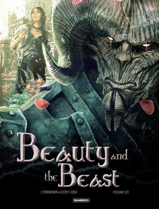 Beauty and the Beast Vol.2