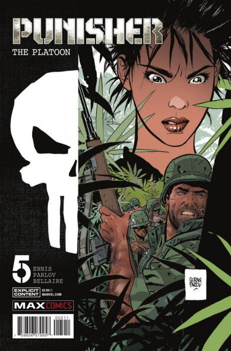 Punisher - The Platoon #5