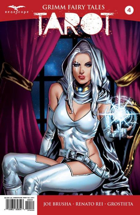 Grimm Fairy Tales Tarot #4 » Download Free CBR, CBZ Comics