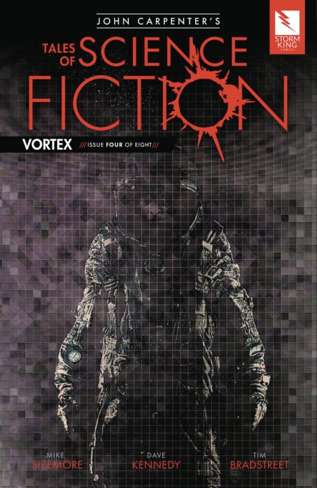 John Carpenter's Tales of Science Fiction - Vortex #4