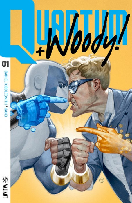 Quantum and Woody! #1