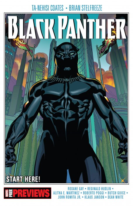 Black Panther - Start Here #1